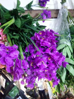 Purple Dropping Flowers   Garden for sale in Lagos State, Oshodi