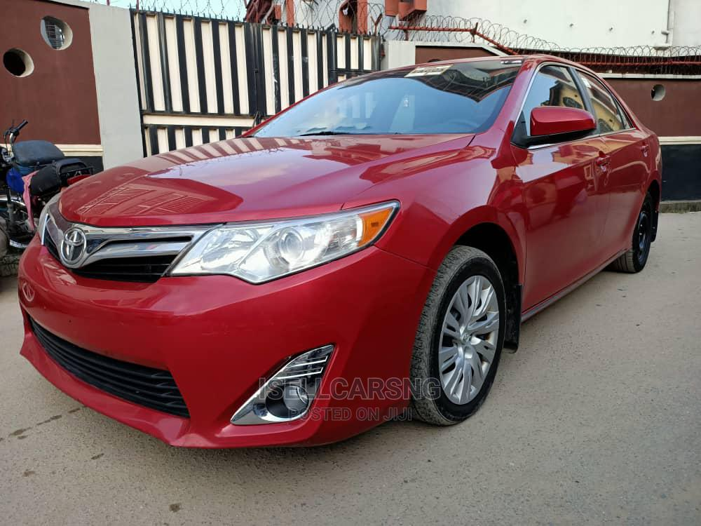 Toyota Camry 2014 Red | Cars for sale in Shomolu, Lagos State, Nigeria