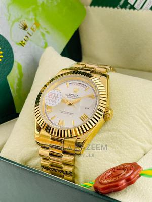 Quality Designer Stainless Steel Rolex Available for U   Watches for sale in Lagos State, Lagos Island (Eko)