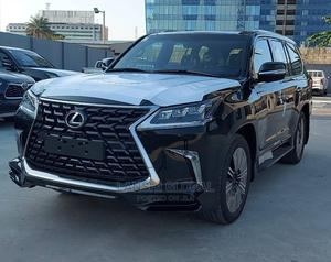 New Lexus LX 2021 Black | Cars for sale in Lagos State, Victoria Island