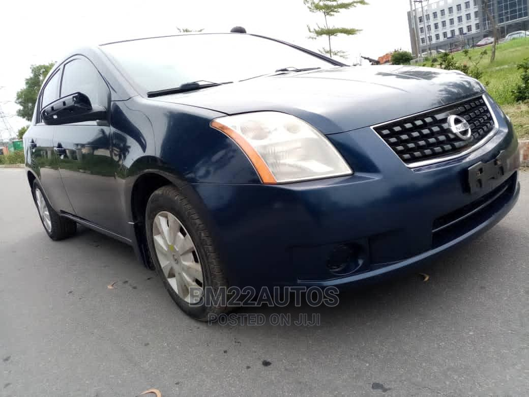 Nissan Sentra 2009 2.0 S Blue