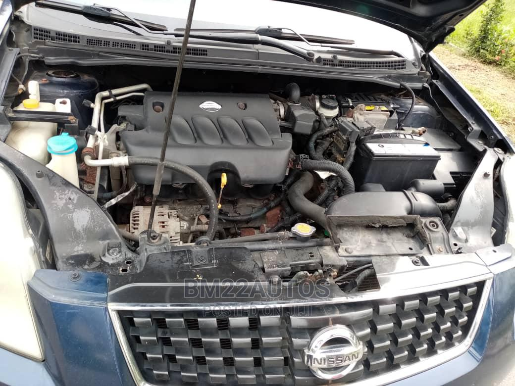 Nissan Sentra 2009 2.0 S Blue | Cars for sale in Ajah, Lagos State, Nigeria