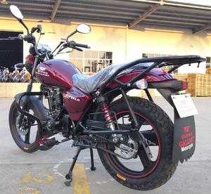 New Super Gallant Buffalo 2020 Red | Motorcycles & Scooters for sale in Lagos State, Yaba