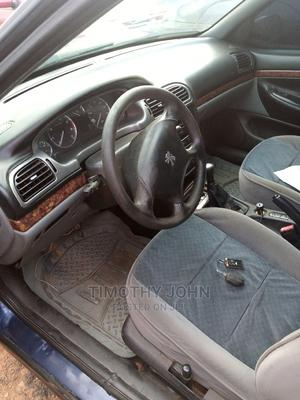 Peugeot 406 2005 Coupe Blue | Cars for sale in Abuja (FCT) State, Mpape