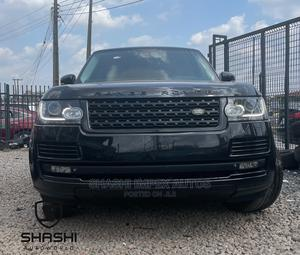 Land Rover Range Rover 2015 Black | Cars for sale in Oyo State, Ibadan
