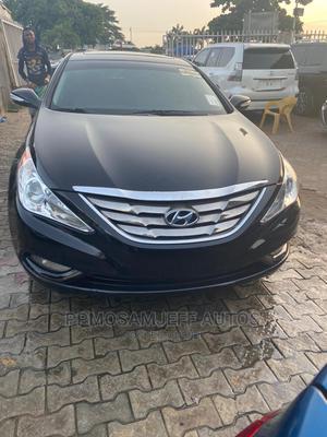 Hyundai Sonata 2011 Black   Cars for sale in Lagos State, Surulere
