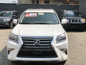 Lexus GX 2014 460 Luxury White | Cars for sale in Lagos State, Ogudu