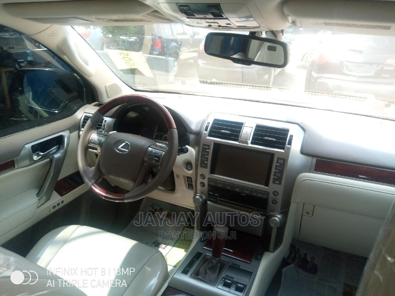 Lexus GX 2012 460 Premium Black | Cars for sale in Apapa, Lagos State, Nigeria