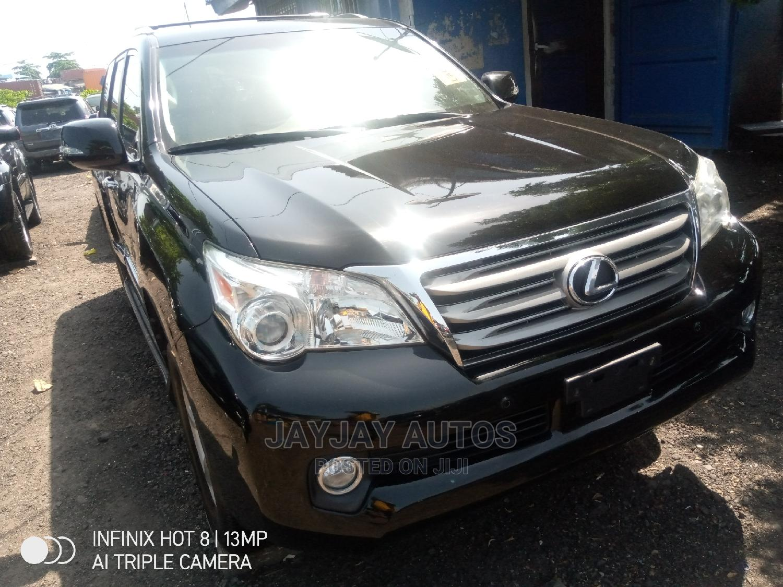 Lexus GX 2012 460 Premium Black