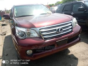 Lexus GX 2011 460 Red | Cars for sale in Lagos State, Apapa