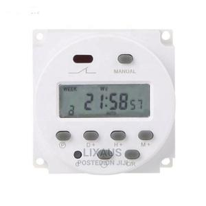 Digital Timer Switch 12V   Measuring & Layout Tools for sale in Lagos State, Amuwo-Odofin