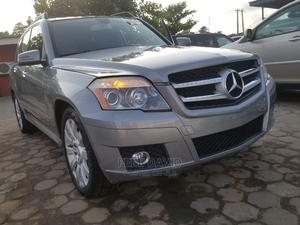 Mercedes-Benz GLK-Class 2012 350 4MATIC Gray | Cars for sale in Lagos State, Magodo