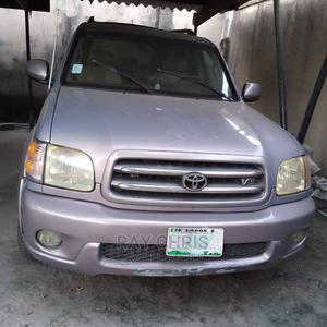 Toyota Sequoia 2002 Pink   Cars for sale in Lagos State, Apapa