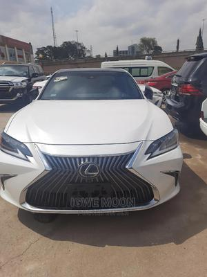 New Lexus ES 2020 350 Luxury White | Cars for sale in Abuja (FCT) State, Central Business District