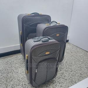 Brownish Fengei Executive Trolley Luggage Box | Bags for sale in Lagos State, Ikeja