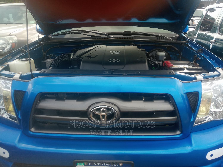 Archive: Toyota Tacoma 2006 Regular Cab Blue