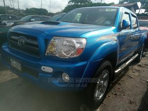 Toyota Tacoma 2006 Regular Cab Blue | Cars for sale in Lagos State, Apapa
