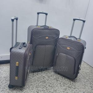 3 Set Executive Tengfei Leather Luggage Bag   Bags for sale in Lagos State, Ikeja