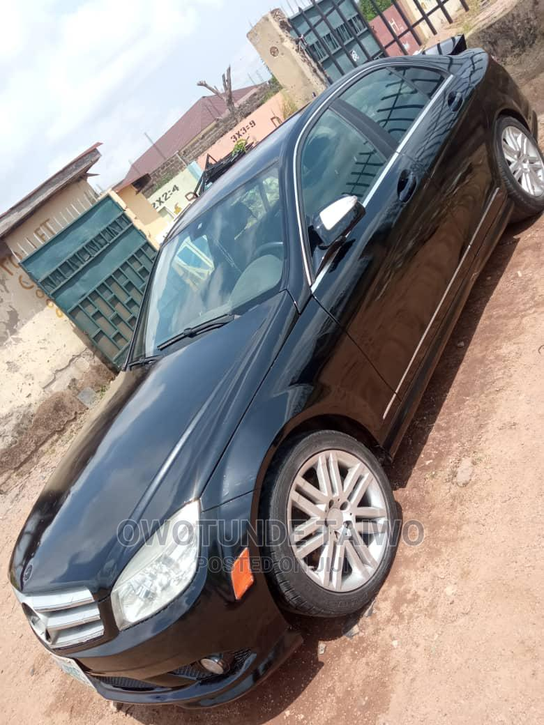 Mercedes-Benz C300 2008 Black | Cars for sale in Osogbo, Osun State, Nigeria