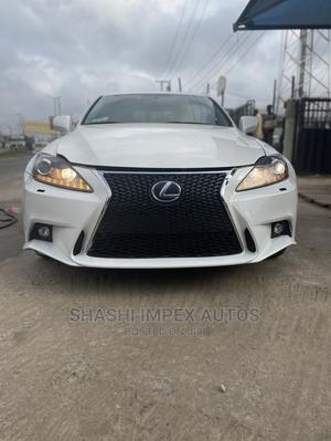 Lexus IS 2007 250 White | Cars for sale in Oyo State, Ibadan