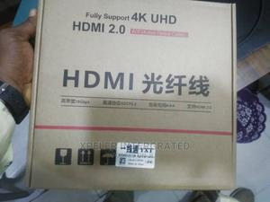HDMI 2.0 Active Optical Cable 4K UHD | Computer Accessories  for sale in Lagos State, Ikeja