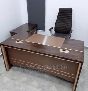 High Quality Imported Executive Office Table and Chair.   Furniture for sale in Lagos State, Ikoyi