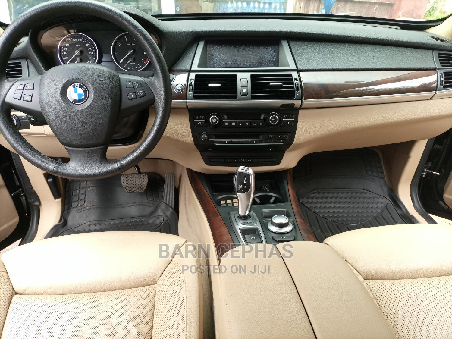 BMW X5 2013 Black | Cars for sale in Central Business District, Abuja (FCT) State, Nigeria