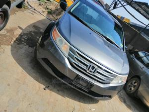 Honda Odyssey 2012 EX Gray | Cars for sale in Lagos State, Isolo