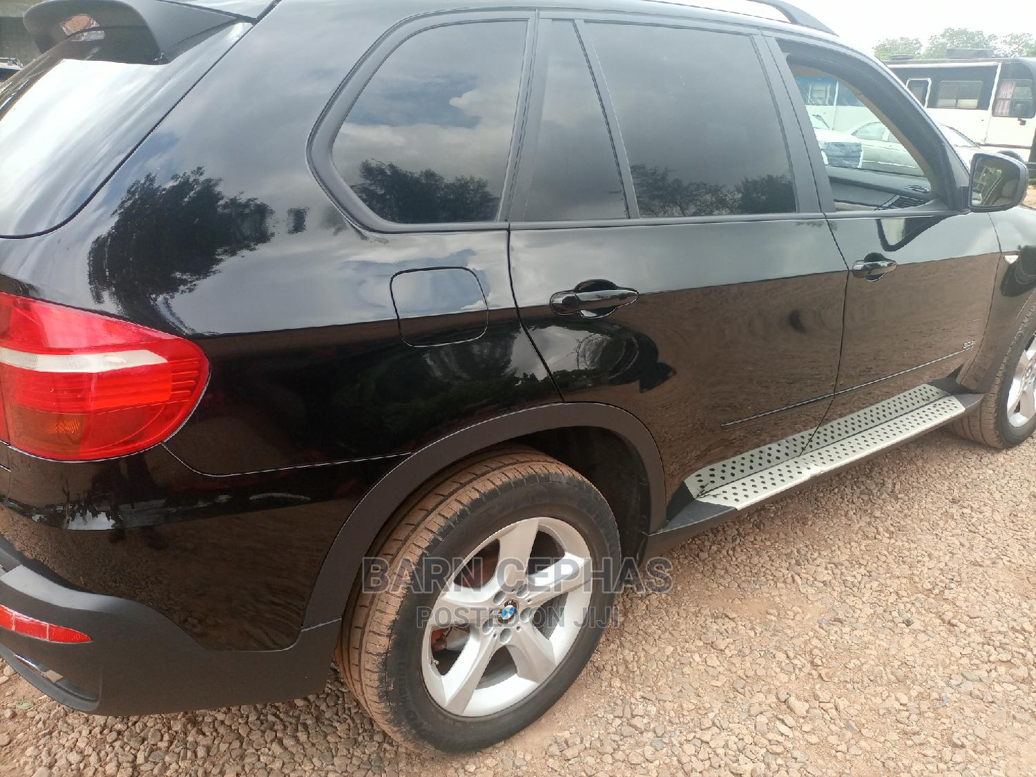 BMW X5 2009 Black | Cars for sale in Central Business District, Abuja (FCT) State, Nigeria