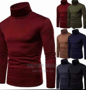 Turtle Neck Male/Men   Clothing for sale in Lagos State, Shomolu