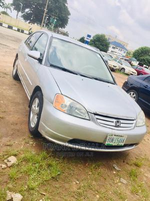 Honda Civic 2002 Silver | Cars for sale in Abuja (FCT) State, Gwarinpa