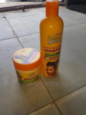 Mega Growth Anti- Dandruff Treatment   Hair Beauty for sale in Lagos State, Isolo