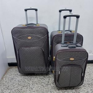 Portable Zippered Tengfei Trolley Luggage Box | Bags for sale in Lagos State, Ikeja