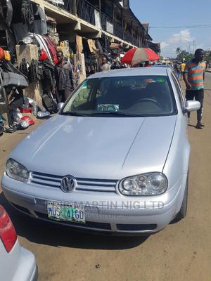 Volkswagen Golf 2001 2.0 Cabriolet Automatic Silver | Cars for sale in Lagos State, Surulere