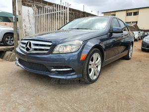 Mercedes-Benz C300 2011 Gray | Cars for sale in Lagos State, Ikeja