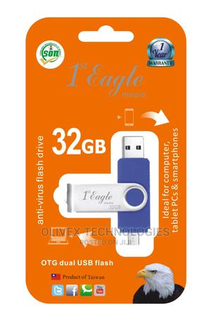 Eagle 32GB OTG Flash Drive | Computer Accessories  for sale in Abuja (FCT) State, Gwarinpa