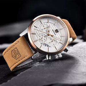 Benyar Men Watches Business Waterproof Sport Chronograph | Watches for sale in Lagos State, Ikorodu