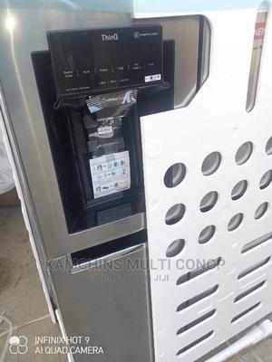 LG Side By Side Fridge Gc- L247sllv   Kitchen Appliances for sale in Lagos State, Ojo