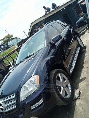 Mercedes-Benz M Class 2010 Blue | Cars for sale in Lagos State, Apapa