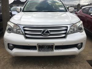 Lexus GX 2011 460 Premium White   Cars for sale in Lagos State, Isolo