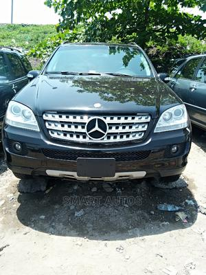 Mercedes-Benz M Class 2006 Black | Cars for sale in Lagos State, Apapa