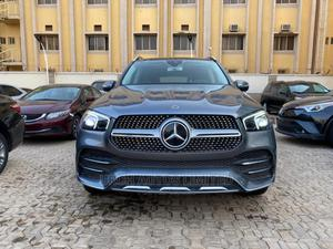 New Mercedes-Benz GLE-Class 2021 Gray | Cars for sale in Abuja (FCT) State, Central Business District