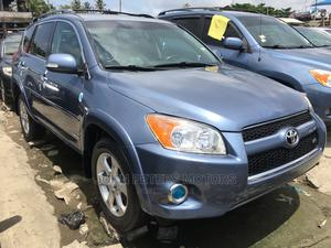 Toyota RAV4 2010 3.5 Sport 4x4 Blue | Cars for sale in Lagos State, Apapa