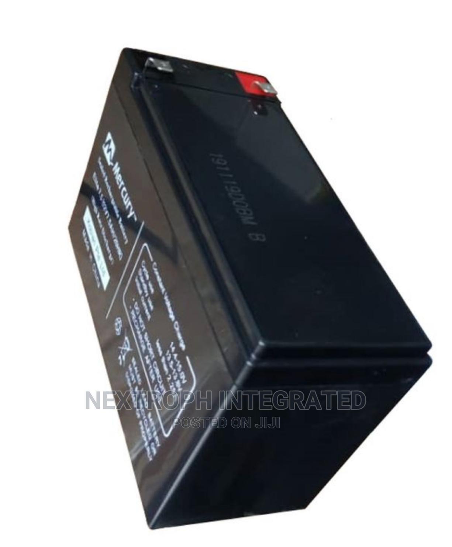 Mercury Elite 12v 7.5ah UPS Fan Replacement Battery