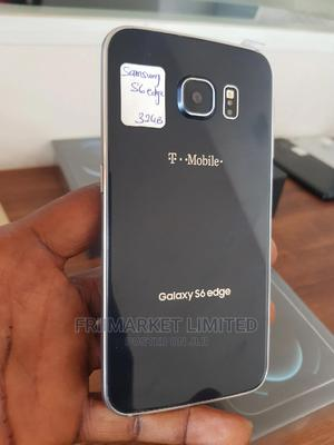 Samsung Galaxy S6 edge 32 GB Gray   Mobile Phones for sale in Edo State, Benin City