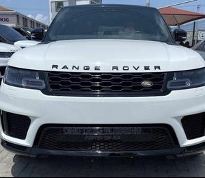 Land Rover Range Rover Sport 2018 HSE White | Cars for sale in Lagos State, Lekki