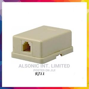 RJ11 TM Telephone Socket Wall Surface Mount   Manufacturing Equipment for sale in Abuja (FCT) State, Wuse