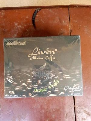 Liven Alkaline Coffee Sugar Free   Vitamins & Supplements for sale in Oyo State, Ibadan