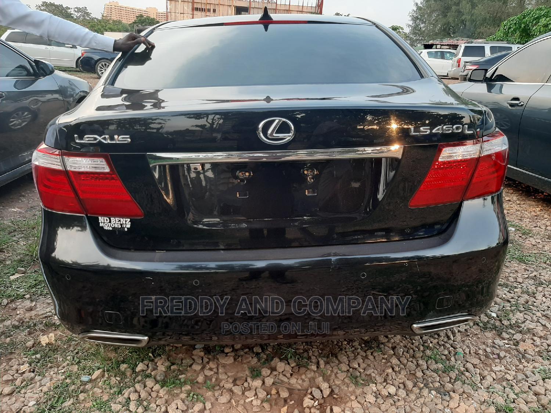 Archive: Lexus LS 2008 460 Black