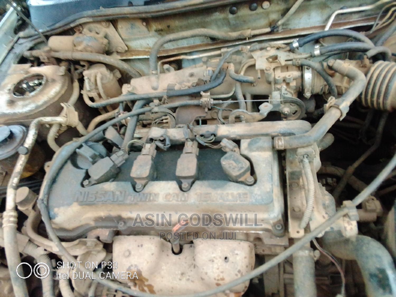 Archive: Nissan Primera 2001 Wagon Gold